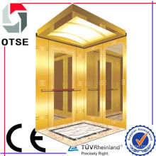 Hangzhou OTSE passenger elevator lift elevator for 8 persons