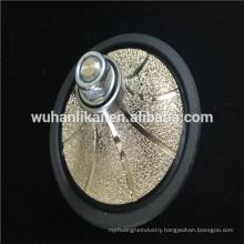Vacuum brazed diamond hand-type profile wheel