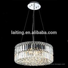 Lustre contemporain Crystal Ball Pendentif Éclairage String Light