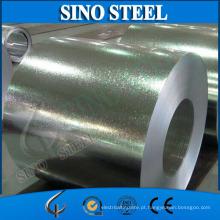 Bobina de aço galvanizada revestimento do zinco do soldado de Z40 SGCC para o painel bonde home