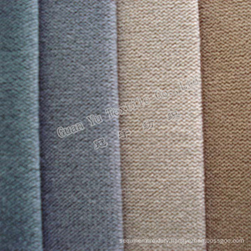 Upholstery Super Soft Cation Velvet Sofa Fabric with T/C Backing