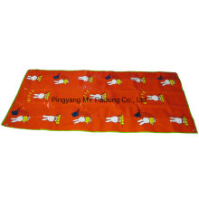 Environmental Portable Eyelet PP Lamination Beach Mat