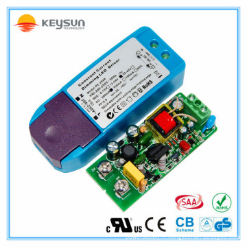 3-7W Triac Constant Current Dimming Driver / 300MA LED gradable driver