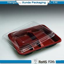 Emballage en plastique pour emballage pour aliments à emporter
