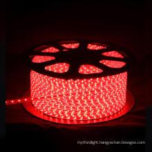 LED Strip Light 3528 220V RED 60LEDS PER METER