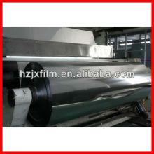 Heat resistant plastic film/laminated film