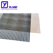 40x50cm Chemical Resistance Custom Size Lifetime Guarantee Barbecue Grill Mesh Mat Eco Friendly Grill Mesh Mats
