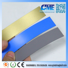 Starke selbstklebende Flexible Magnete Streifen mit Tape Roll Sheet
