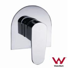 Sanitary Ware Watermark Banheiro em parede Misturador de chuveiro de latão (HD580)