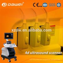 4D Ultraschall-Farb-Doppler-Scanner-Maschine für Geburtshilfe und Gynäkologie mit günstigen Preis