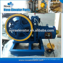 VVVF Traction Machine with Big Load Capacity