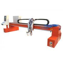 máquina de corte por llama de plasma de grúa pórtico