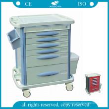 Chariot médical de médecine d'ABS (AG-MT003B3)