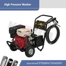 Máquina de alta presión de la lavadora de la gasolina 3800psi