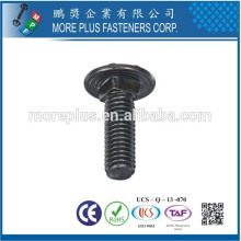 Made In Taiwan Fin Neck Round Head Bolts