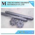 rotor de desgaseificação de grafite e eixo recém fabricado como pedido