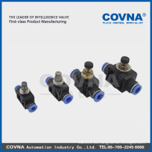China Conector neumático rápido neumático de conexión rápida empalme de conexión de tubo (fábrica)