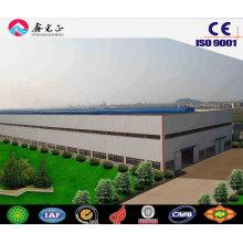 Заводские здания / цех стальных конструкций (JW-16291)