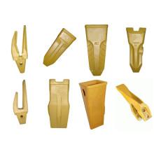 Dentes de Caçamba para Escavadeiras, Carregadeiras, Estripadores