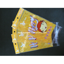 Printed OPP Header Self Adhesive Bag (L056-Ex)