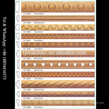 Abalorios de madera de bajo precio