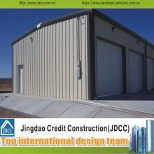 Structure d'acier de garage à faible coût et de haute qualité