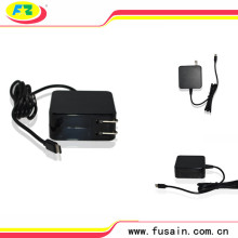 65W Tipe C Laptop Charger Power Adapter