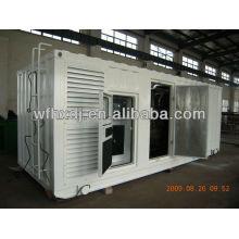 16kw-1200kw con contener el tipo de generador con CE