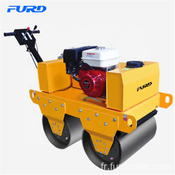 China Road Roller with Compact Design and Vibration Drum