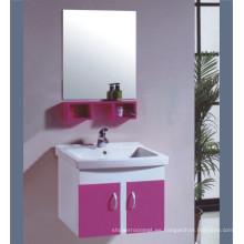 Muebles del gabinete del cuarto de baño de los 80cm (B-532)