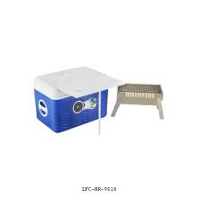 Коробка для барбекю, кулер, пластмассовый холодильник, морозильная камера