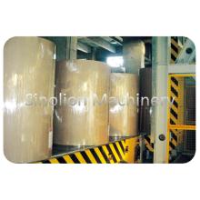 Automatic Paper Pallet Slat Conveyor