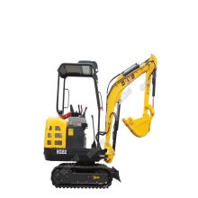 2.2ton mini excavator hydraulic towable mini excavator price
