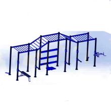 equipmen da cruz do gym / equipamento Multi Gym de 5 estações / equipamento integrado do instrutor da ginástica