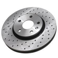 High quality Auto car parts brake disc for Volkswagen Polo