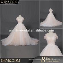 Гуанчжоу Фабрика реальный образец Последняя женщина Алибаба длинные элегантные свадебные платья