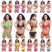 Single-Shoulder Hot Sexy Bikini Swimwear