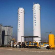 DOER Equipment Cryogenic N2 Lagerbehälter zu verkaufen