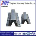 Custom EPDM Rubber Rubber Loading Dock Bumpers