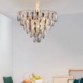 Хрустальные люстры для гостиной