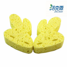 Cellulose Sponge/Rabbit Shape