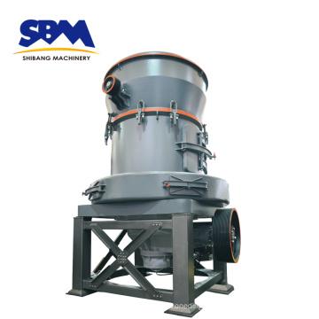 SBM pulverizador de venta caliente mtw175 para proyecto de cantera