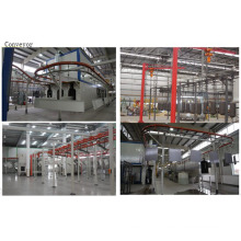 Automatic/Semi-Automatic/Manual Steel Powder Coating Line
