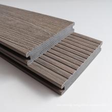 China Suppliers Wood Plastic Composite Solid Floor Panel Technics External WPC Supertech Decking Outdoor Usage