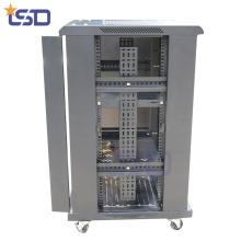 1.0MM Stärke pulverbeschichtetes Aluminium Servergestell im Freien 1.0MM Dicke Pulver beschichtetes Aluminium Servergestell im Freien
