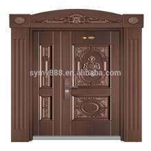 métal hommes porte conception porte principale villa entrée porte marbre pilier