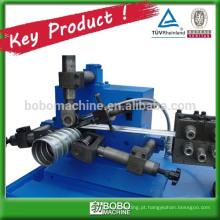Máquinas de fabricação de tubos ondulados galvanizados