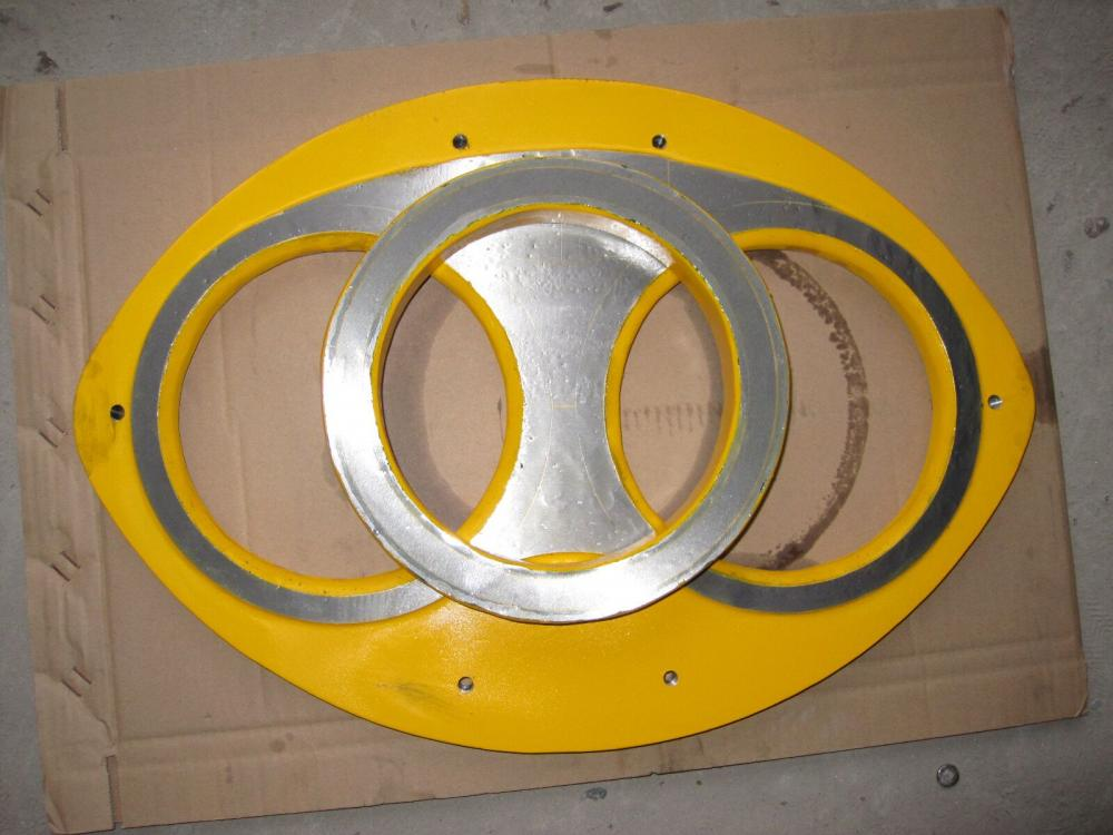 Wear Plate And Cutting Ring