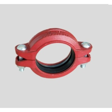 Accouplement flexible rainuré en fonte ductile