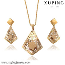 S-28 Xuping wholesale 18k Gold Plated Costume Jewelry Set For Women